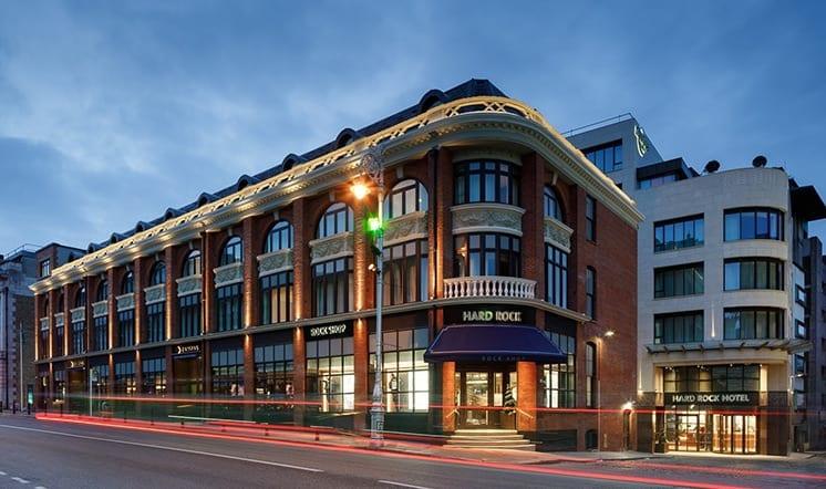 Parliament Hotel, Dublin