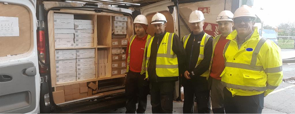 6S Lean Construction Team