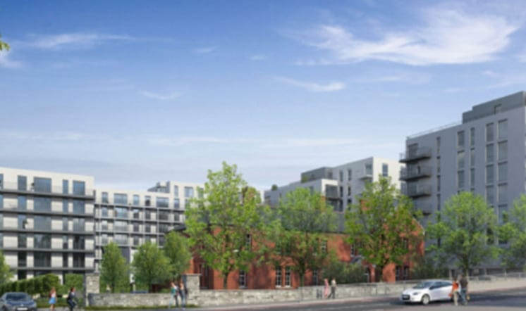 Clancy Quay Residential Development Phase III