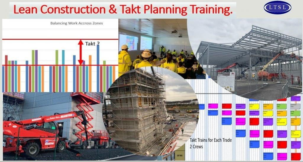 Lean Construction & Takt planning training